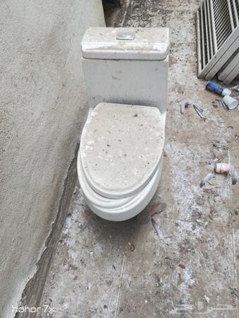 كراسي حمام افرنجي مستعملة للبيع