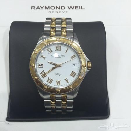 e33ea74d91734 للبيع ساعة ريموند ويل اصلي