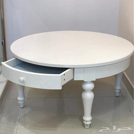 طاولة دائرية ايكيا