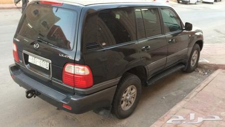 حراج السيارات جيب لكزس 1999 للبيع كاش