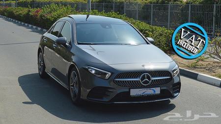 حراج السيارات   Mercedes-Benz A250 AMG 2.0 V4 0km 2020