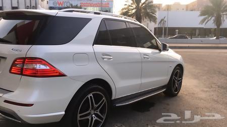 حراج السيارات للبيع مرسيدس إم إل 350 Mercedes Ml 350