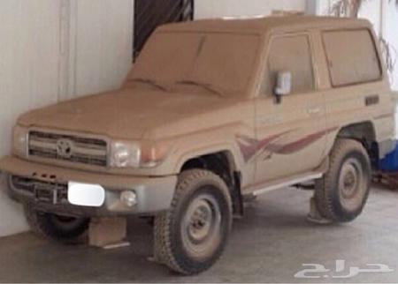 حراج السيارات جيب ربع 2007 مخزن