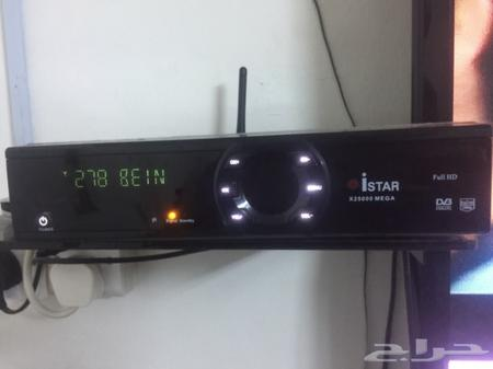 حراج الأجهزة | رسيفر istar korea x25000