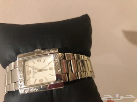 bd1c0d064 حراج الأجهزة | ساعة ديور الماس نسائية