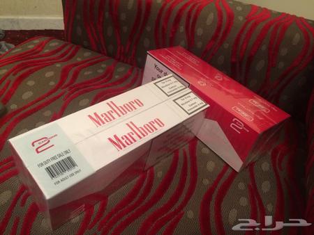 دخان للبيع مالبورو احمر جدة فقط