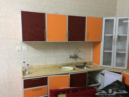 دولاب مطبخ مستعمل للبيع في مكه