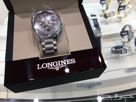 da76b71fd933d ساعة لونجين جديد من الحصيني