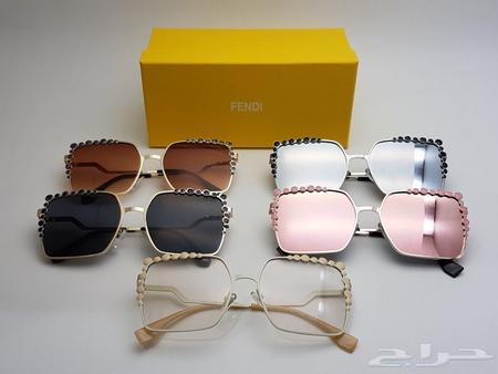 c85d3288c نظارات فندي الجديدة