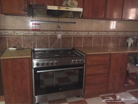 مطبخ مستعمل نظيف للبيع جدة