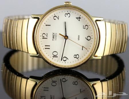 ec716bcdf ساعة تايمكس Timex امريكية
