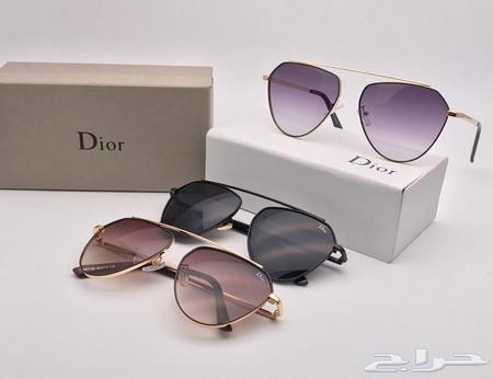 dcefa3768060d نظارات شمسيه ماركات مختلفه