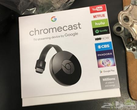 حراج الأجهزة وصلة تلفزيون قوقل كروم كاست Google Chromecast