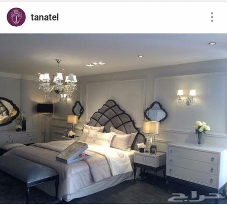 غرفة نوم من (شركة تناتل ) للتنازل
