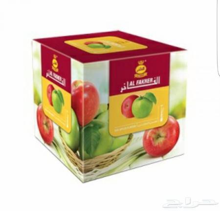 معسل تفاحتين اماراتي نكهة بحريني
