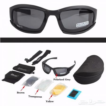 f67eae8f2 نظارة ماركة ديزي الامريكيه باربع عدسات
