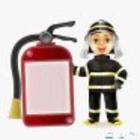 طفايات حريق بودره Co2 فوم
