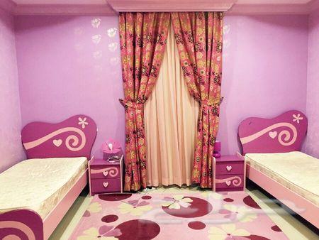 غرفة نوم اطفال بنات في جده