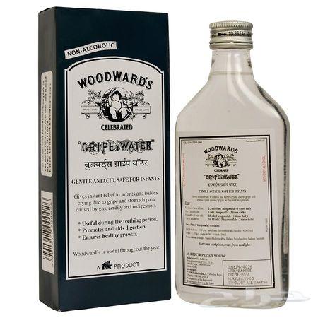 ماء غريب Woodwards الأصلي المستورد