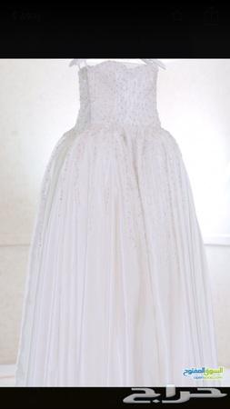 67e93226c0d02 فستان عروسه من دار الهنوف نظيف للبيع