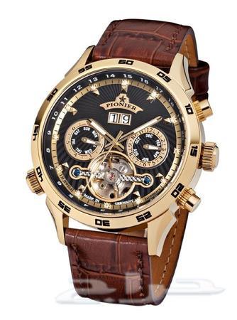 bd4f1f83aacdd ساعة فخمة رجالية الماس من المانيا أصلية و جديدة غير مستخدمة
