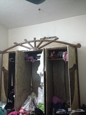 غرفة نوم مستعملة بالمدينة للبيع