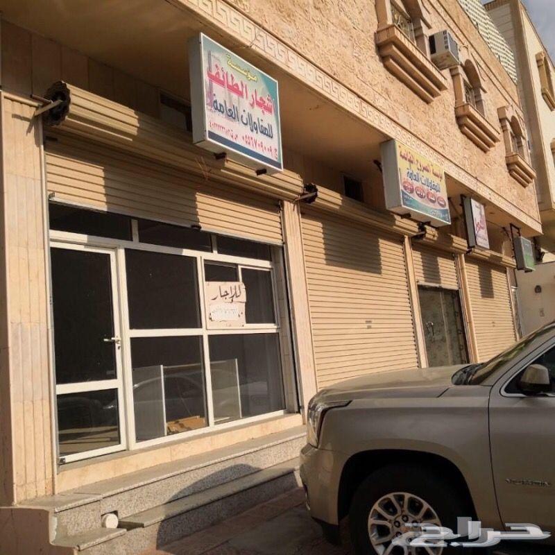 محل تجاري للإجار