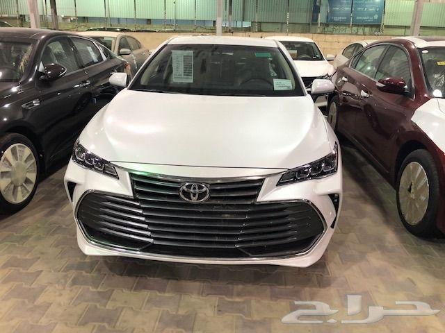 تويوتا افالون 2019 XLE ستاندر سعودي ...