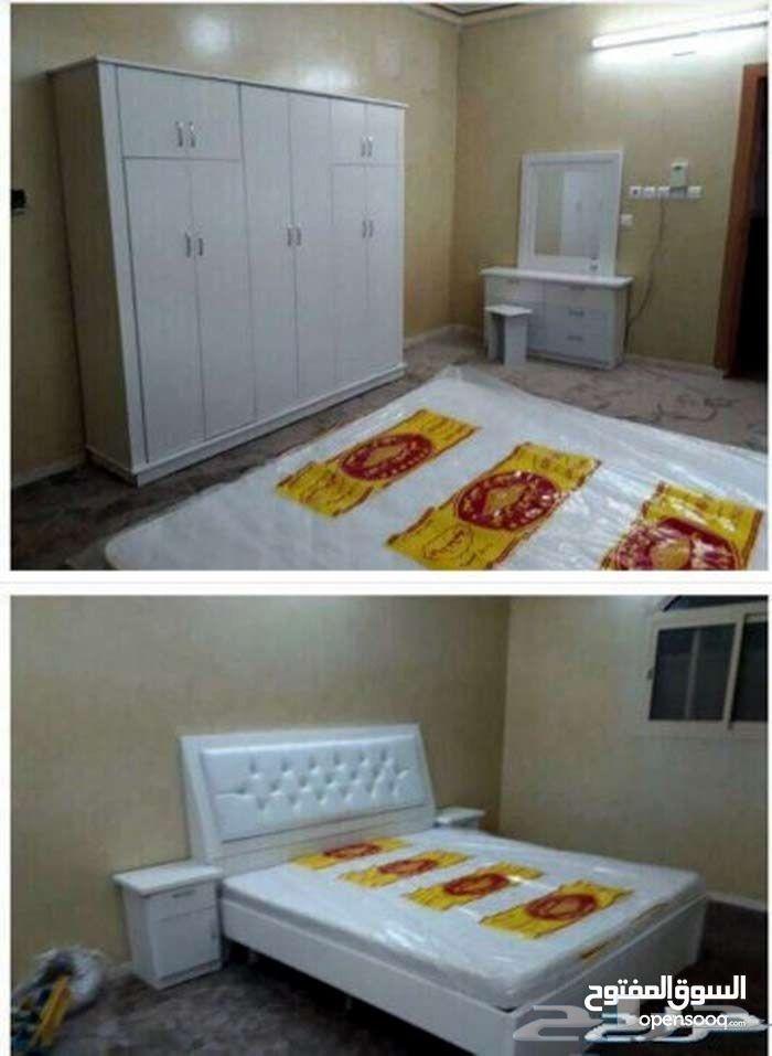 غرف نوم جديدة بسعر مخفض