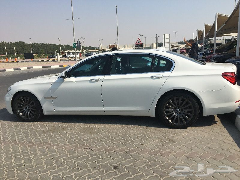 BMW 730 موديل 2014