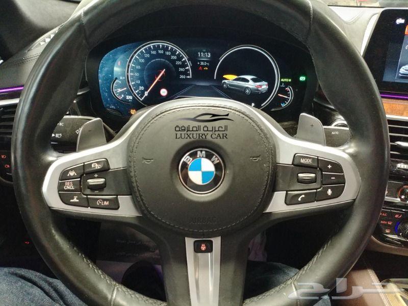 العربة المترفة - صيانة BMW
