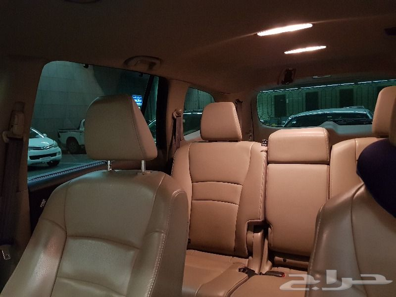 Honda pilot EX-L Full in avery good condition