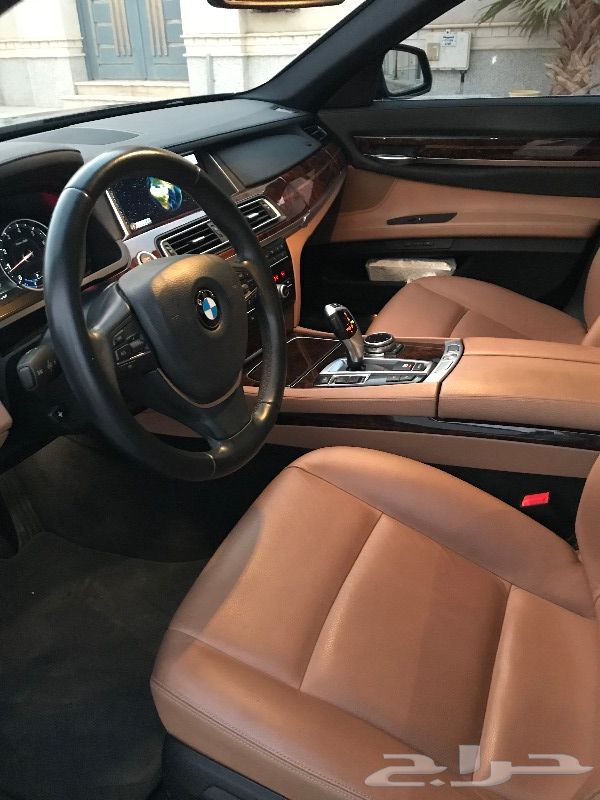 BMW 730 Li - موديل 2015