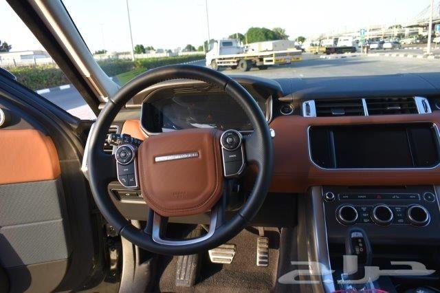 RANGE ROVER HSE V6 -2015 NEW