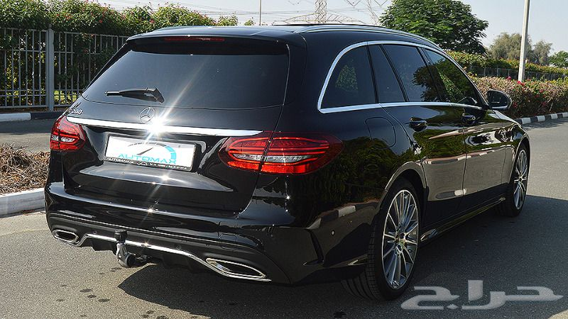 2020 Mercedes-Benz C 200 AMG I-4 Engine GCC