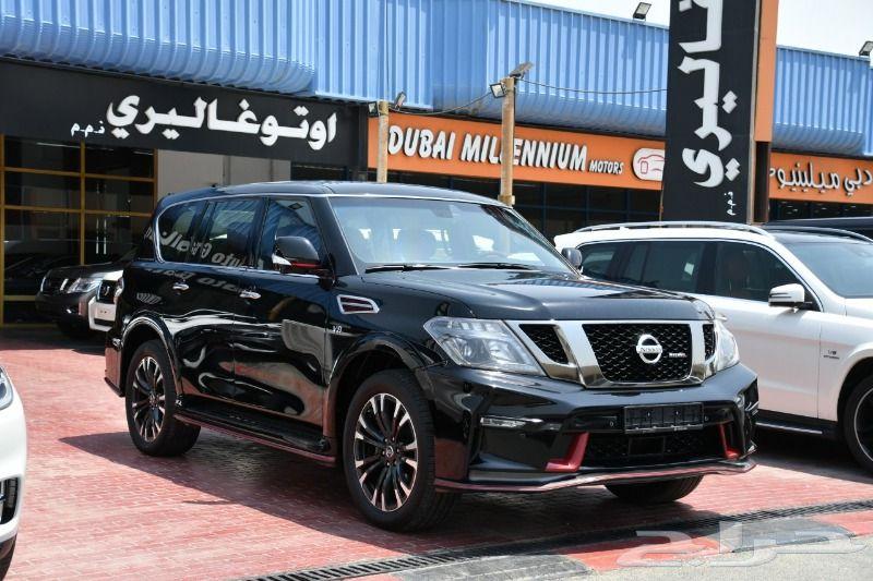 Nissan Patrol Nismo 2017 GCC