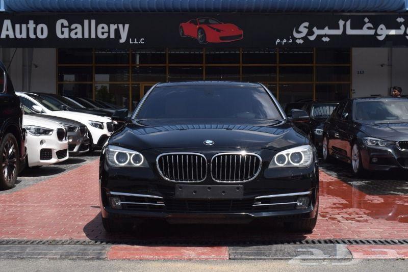 BMW 730 LI 2015 GCC