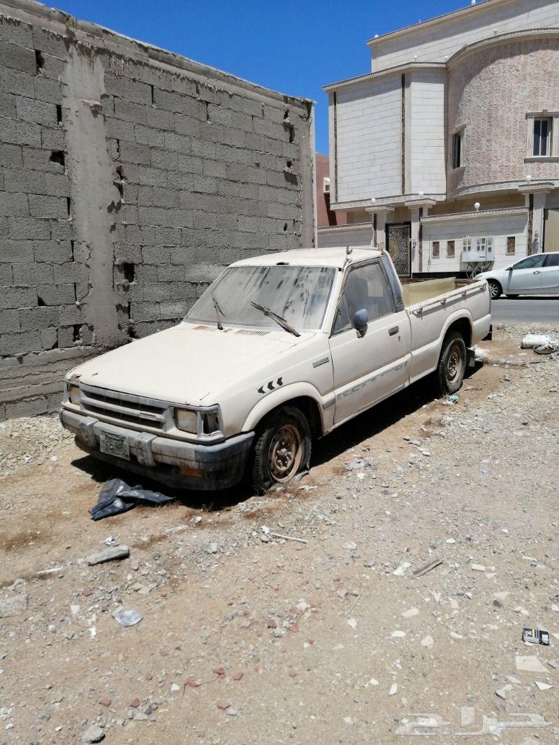 مازدا بكب غماره موديل 1985