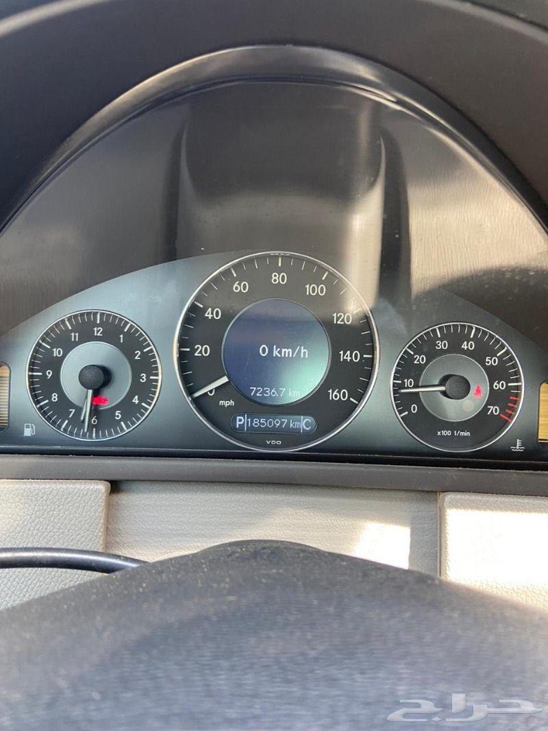 مرسيدس كوبيه CLK 350 موديل 2006