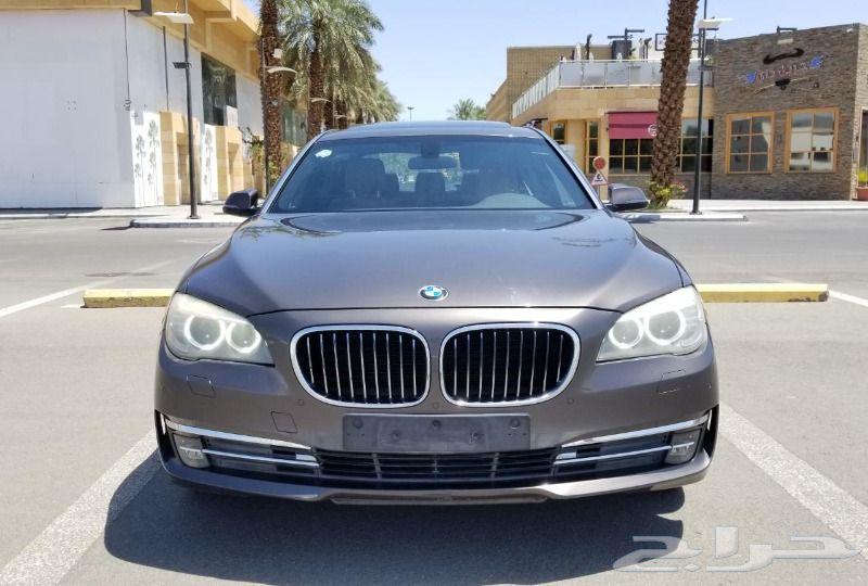 للبيع BMW 730Li 2013 مخزنة