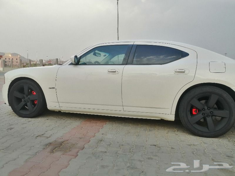 Dodge charger RT 2008 automatic