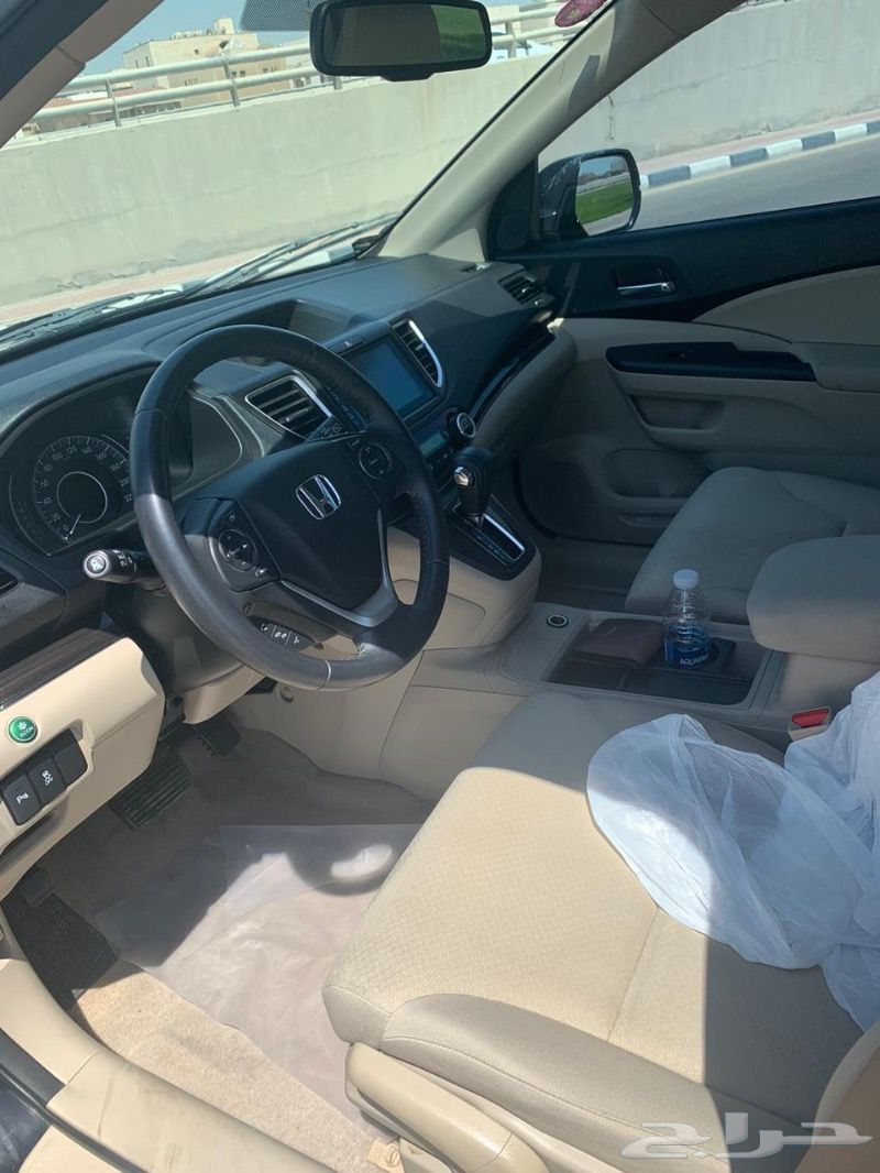هوندا CRV نظيفة للبيع
