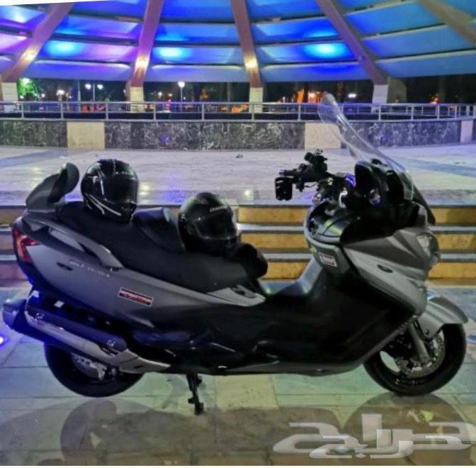 للبيع دراجة برجمان موديل 2015d
