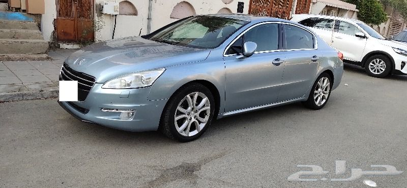 Peugeot 508 2012 Turbo Full Option