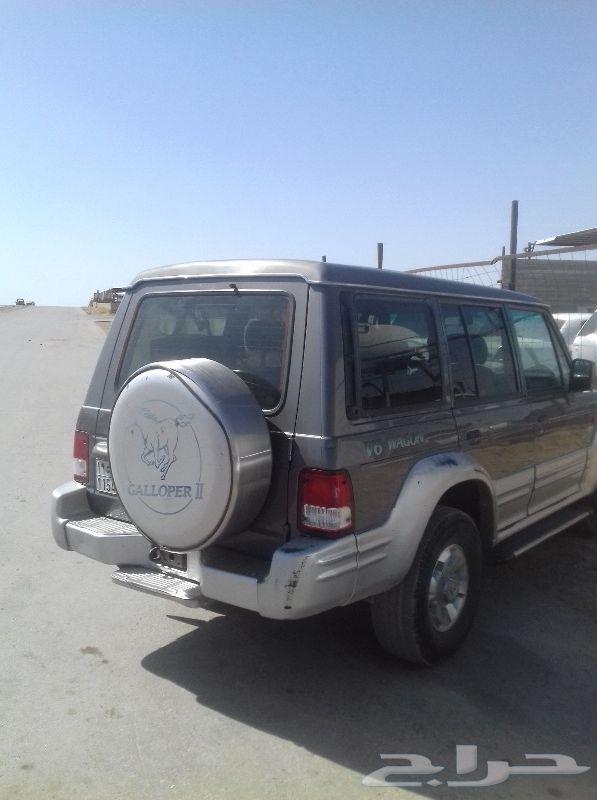 Hyundai gallope 2002
