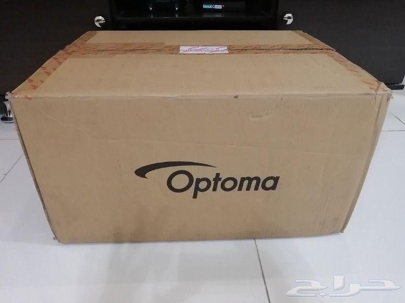 للليع بروجكتور Optoma UHD60 4K HDR
