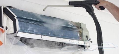 شركة تنظيف شقق فلل مكيفات موكيت كنب فرشات فرش