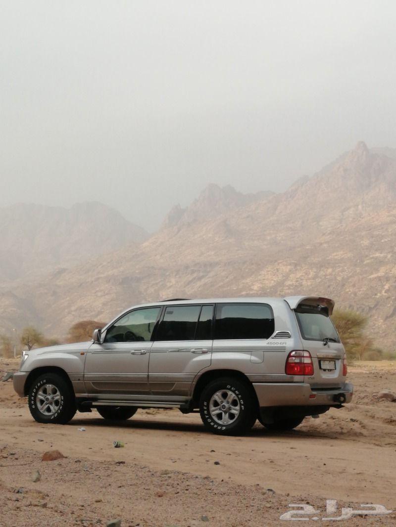 لاندكروزر 2004 سعودي