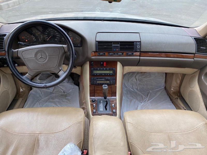 مرسيدس S320 موديل 1996