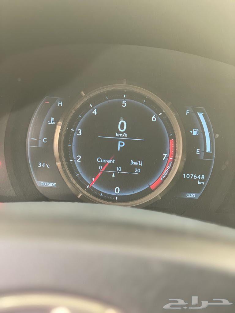 لكزس أر سي 350